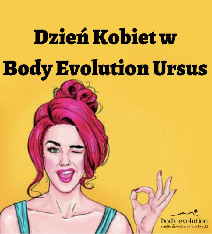 dzien kobiet body evolution ursus