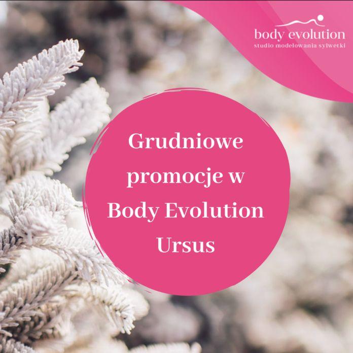 grudniowe pakiety w body evolution ursus