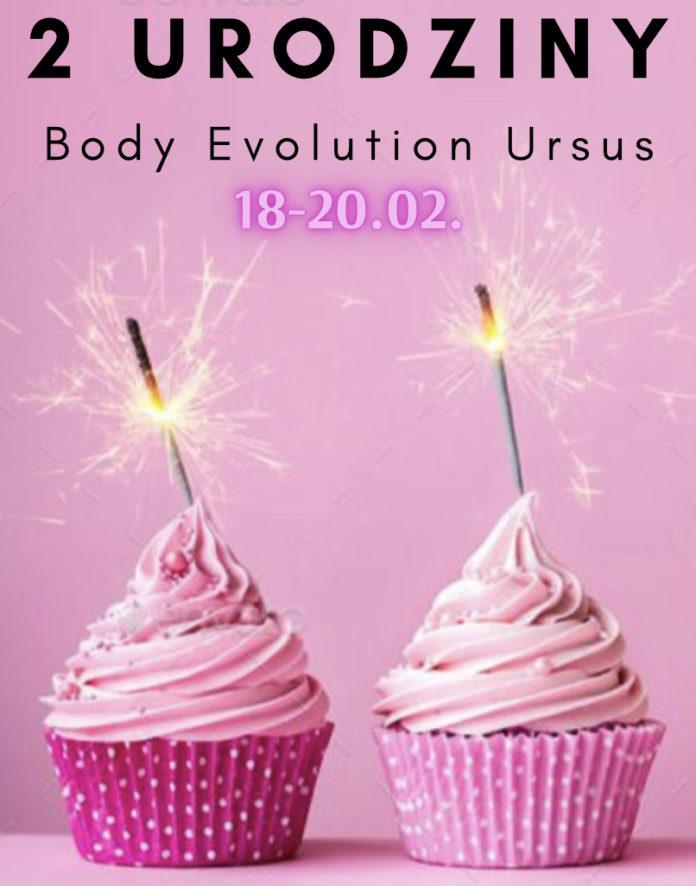 2 urodziny body evolution ursus